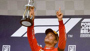 Grand Prix de Belgique F1 : une victoire belge après près d'un siècle ?