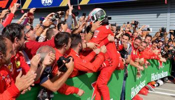 Grand Prix d'Italie : cinq victoires pour Hamilton sur ce circuit