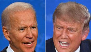 Élections présidentielles américaines 2020 : Trump et Biden sont dans la course à la Maison Blanche