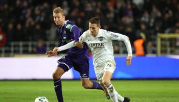 Eupen – Anderlecht : les Mauves ont raté le podium
