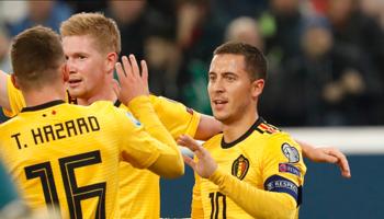 België – Ijsland: 6 op 6 voor de Rode Duivels?
