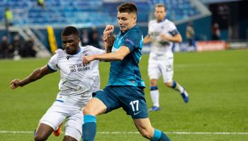 Club Brugge – Zenit Sint-Petersburg: de strijd om de derde plaats