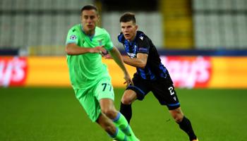 Lazio Roma – Club Brugge: de strijd om de tweede plaats in Groep F