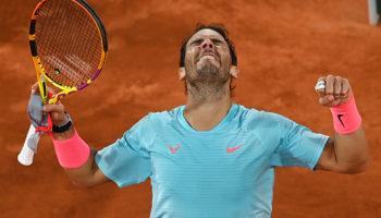 Cote Roland-Garros Messieurs : une 9ème victoire en 11 éditions pour Nadal ?