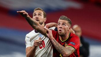 Belgique - Angleterre : les Belges favoris après la défaite de l'aller