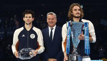 Einde van een tijdperk: wie wint de ATP-finale van 2020?