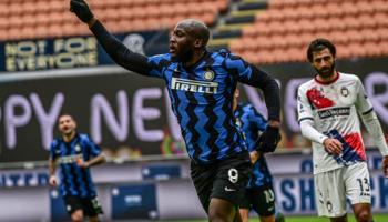 Romelu Lukaku: goed voor goals met de Rode Duivels en Inter Milaan