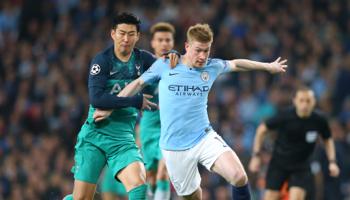 Manchester City – Tottenham : la plus grosse affiche du weekend