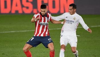 Atlético Madrid - Real Madrid: kan Real Madrid naderen op Atlético?