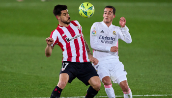 Real Madrid – Athletico Bilbao : les Merengues largement favoris