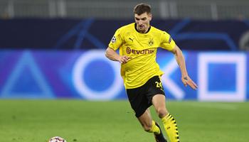 Thomas Meunier bij Dortmund basisspeler op de rechterflank