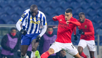 Benfica – FC Porto: nummer 3 op bezoek bij de nummer 2 in de stand