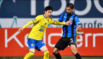 Saint-Trond – Club Bruges : les Blauw en Zwart largement favoris