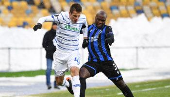 Club de Bruges - Dynamo Kiev : les Blauw en Zwart ont pris un léger avantage à l'aller