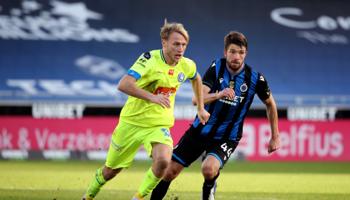 La Gantoise – Club Bruges : les Gantois ne perdent plus