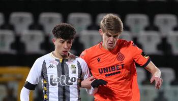 Charleroi - Club Bruges : les Carolos restent invaincus
