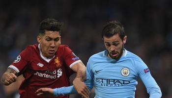 Liverpool – Manchester City: Man City is al 12 wedstrijden ongeslagen