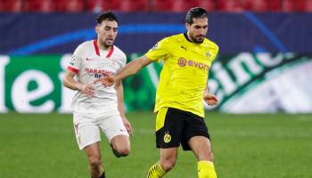 Dortmund – Sevilla: kunnen de Duitsers het thuis afmaken?