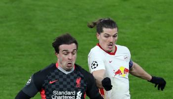 Liverpool – Leipzig: Liverpool staat met één been in de kwartfinales