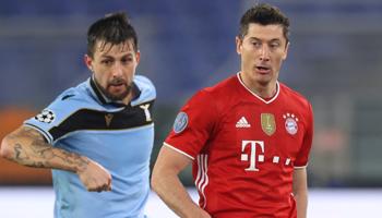 Bayern München – Lazio Roma: Lazio moet 3 keer scoren om door te stoten