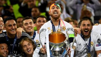 Welke landen doen het goed in de Champions League?