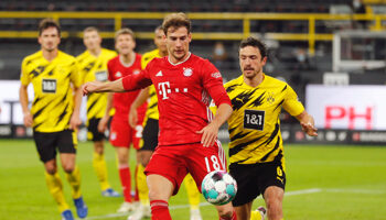 Bayern Munich - Dortmund : Der Klassiker