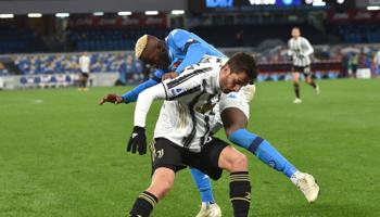 Juventus – Napoli: de strijd om de vierde plaats in de Serie A