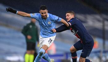 PSG - Man City: de topper van de speeldag in de Champions League
