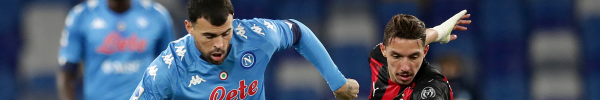 Milan AC - SSC Naples : le choc de ce weekend en Serie A