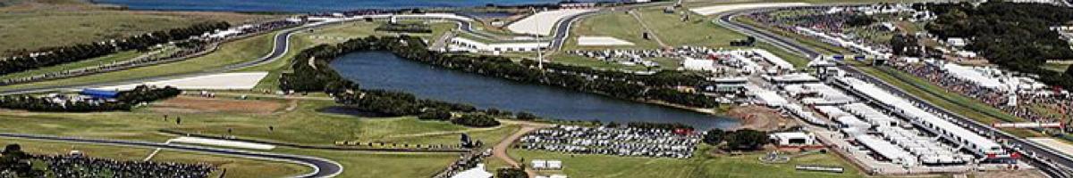 Circuits et calendrier MotoGP 2021