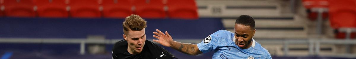 Manchester City - M'gladbach: Man City is bijna zeker van de kwalificatie