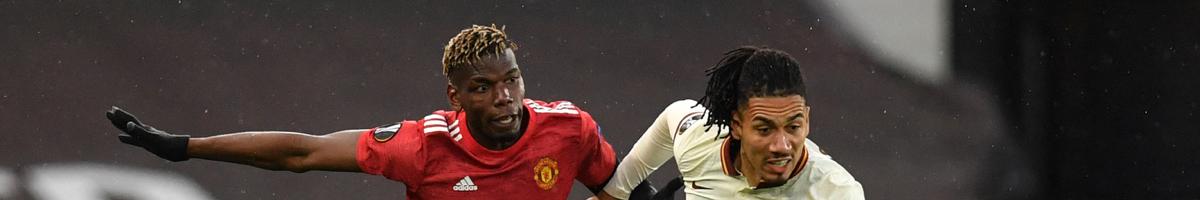 AS Rome - Manchester United : United à un pied en finale