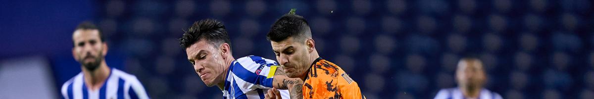 Juventus - FC Porto : victoire 2-1 des Portugais au match aller