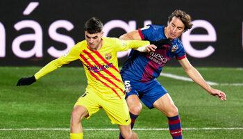 FC Barcelone - Huesca : les deux extrêmes du classement