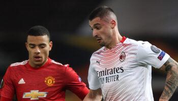 Milan AC - Manchester United : le Milan a arraché le nul sur le fil à l'aller