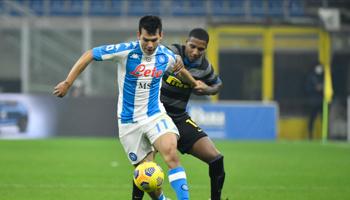 Napoli - Inter Milaan: een volgende stap richting de titel voor Inter?