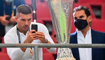 De halve finales van de Europa League