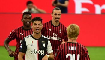 Juventus - Milan AC : le choc de la 35ème journée