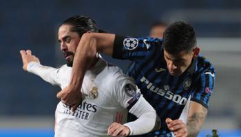 Real Madrid - Atalanta: kan Real Madrid het thuis afmaken?