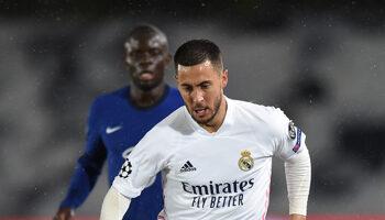 Chelsea - Real Madrid : le retour d'Hazard à Stamford Bridge