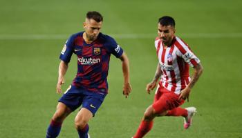Barcelona - Atlético Madrid: de strijd om de landstitel is superspannend in Spanje