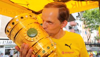 Leipzig - Dortmund: wie wint de beker van Duitsland?