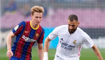 Real Madrid - Barcelone :  qui mettra la pression sur l'Atletico ?
