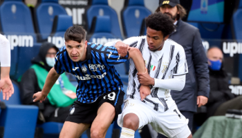 Atalanta - Juventus: de finale van de Coppa Italia
