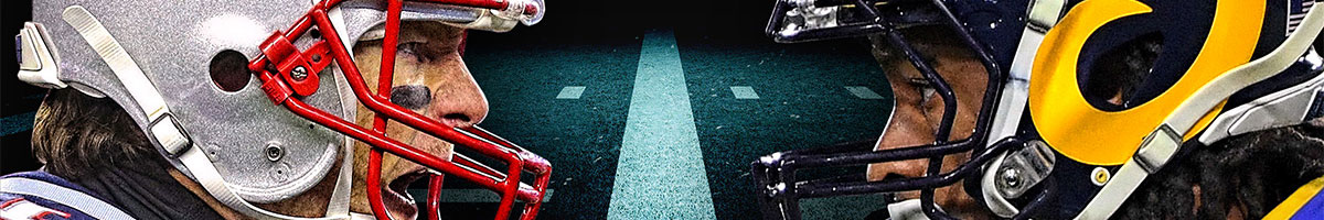 Wisseling van de wacht? GOAT-magie ontmoet rammen met super hersenen in Super Bowl LIII