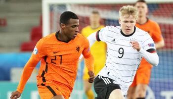Pays-Bas - Allemagne : qui jouera la finale du championnat d'Europe U21 ?