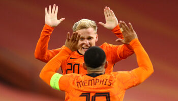 Macédoine du Nord - Pays-Bas : les Oranje peuvent faire tourner