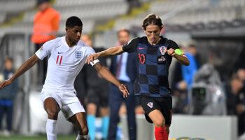 Angleterre - Croatie : match décisif pour la 1ère place