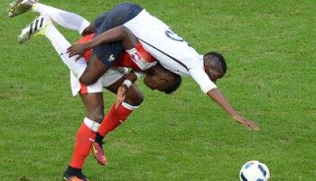 France - Suisse : premier derby francophone en 8ème