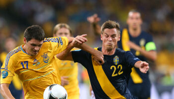 Suède - Ukraine : duel serré entre deux belles formations